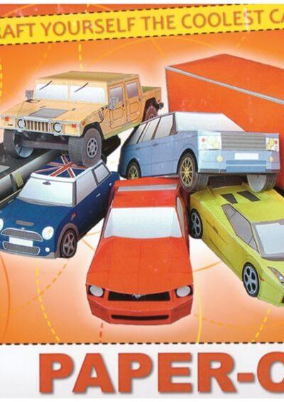 Paper-Cars voltimisraamat