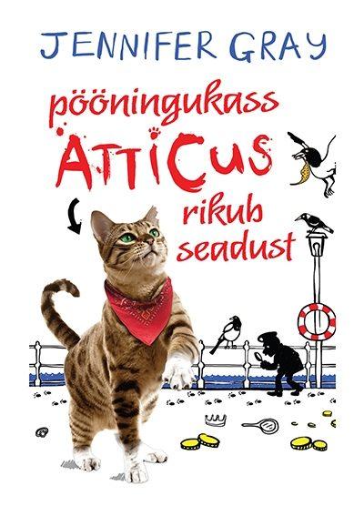 Pööningukass Atticus rikub seadust #1