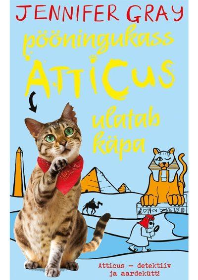 Pööningukass Atticus ulatab käpa #3