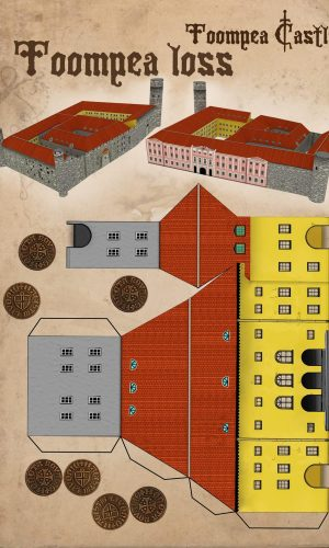 Toompea lossi voltimisleht