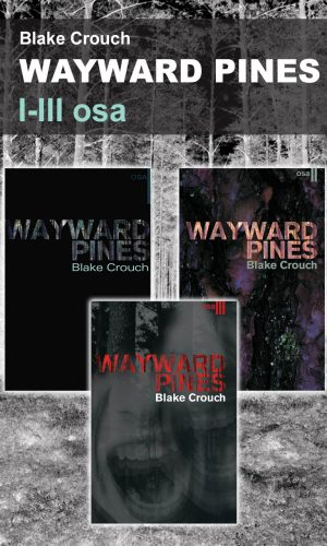 Wayward Pines komplekt
