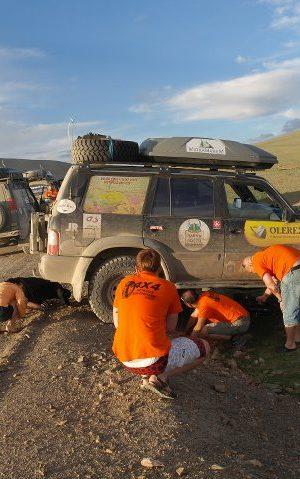 4x4 reisid Mongoolias