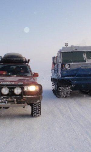 4x4 reisid Venemaal