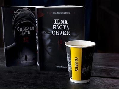 Hea kohv + hea raamat = ideaalne nädalavahetus