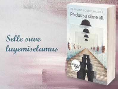 """""""Peidus su silme all"""" autori tervitus Eesti lugejatele"""