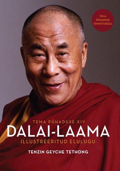 Tema Pühaduse XIV dalai-laama illustreeritud elulugu