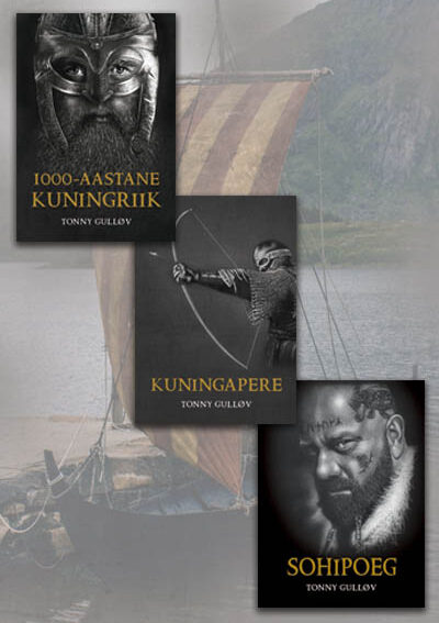 Ulv Palnatoke viikingisarja komplekt